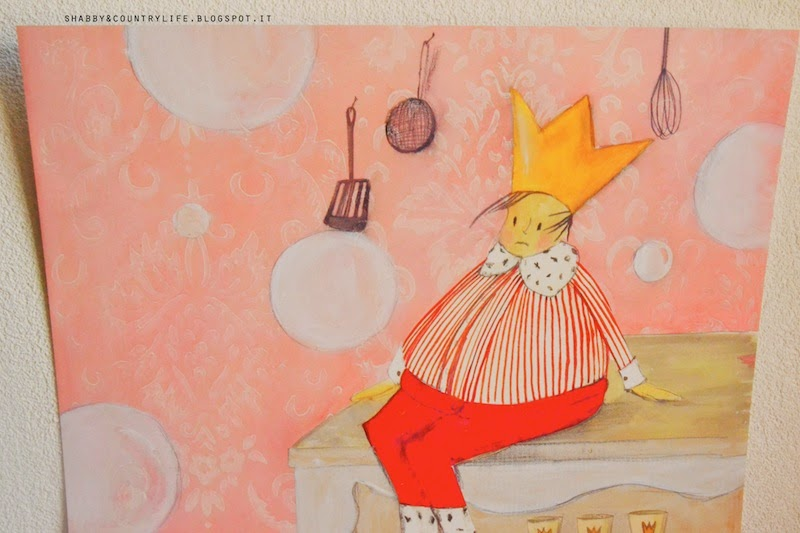 La principessa e la felicità - Ikea Libri