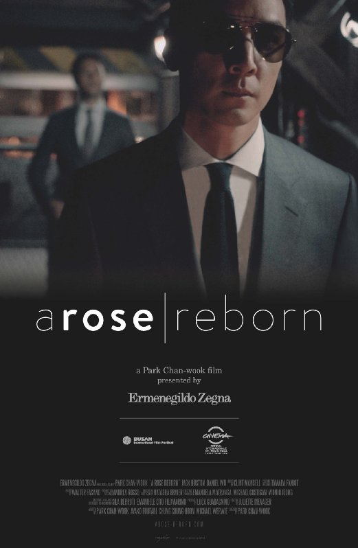 A Rose Reborn Poster Chan-wook Park