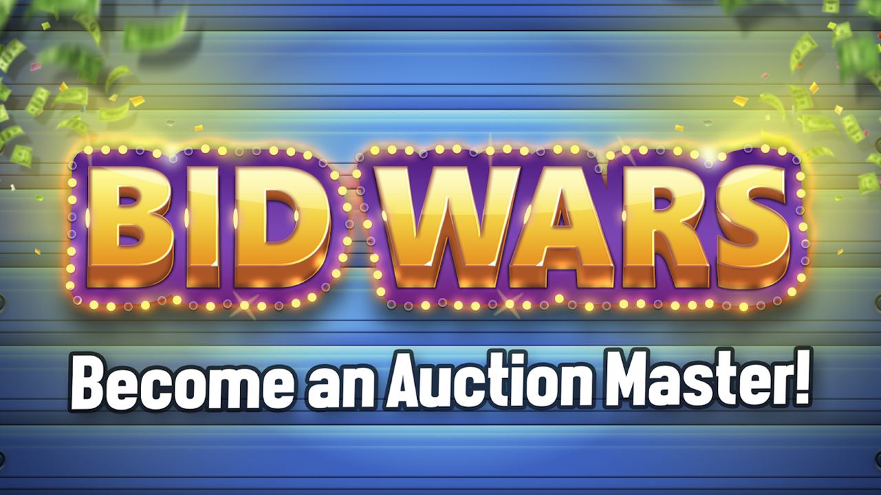 Bid Wars - Storage Auctions Gameplay IOS / Android