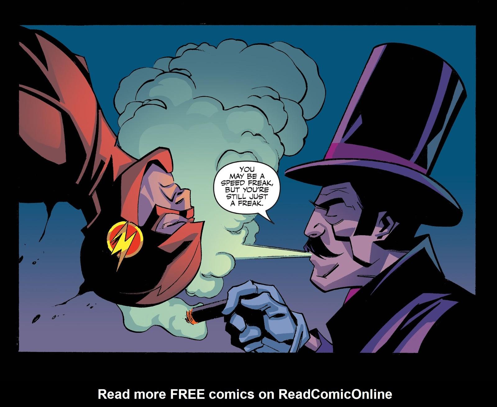The Flash: Season Zero [I] Issue #4 #4 - English 21