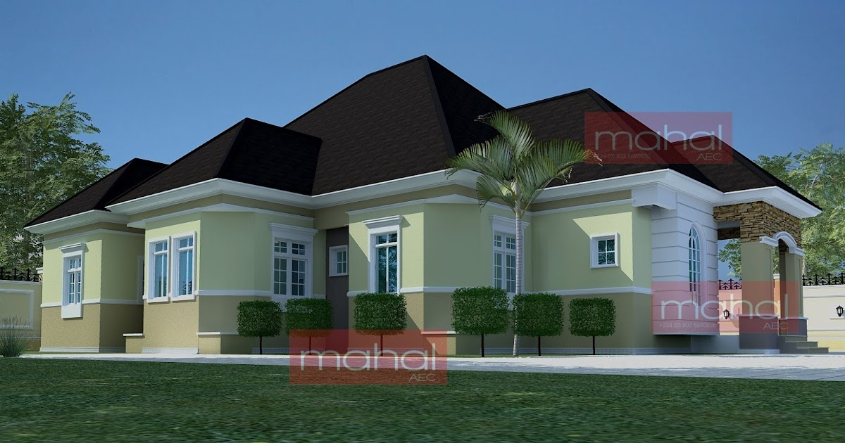Contemporary Nigerian Residential Architecture Festus