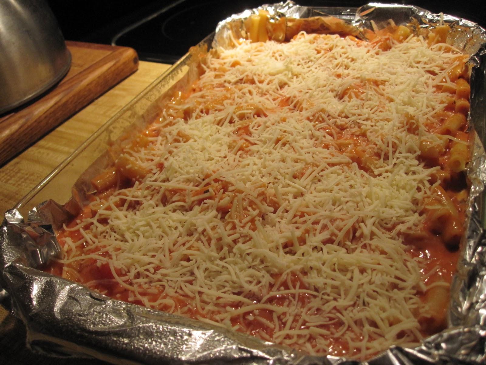 Olive Garden Five Cheese Ziti Copy Recipe