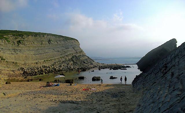 Playa El Madero en Liencres