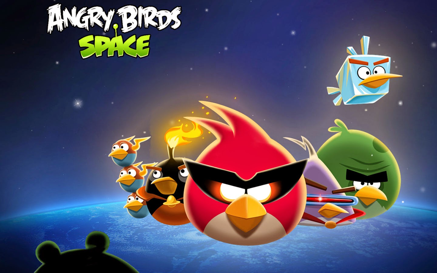 Angry Birds Space 2.2.14 for Android - Download