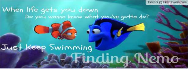 finding nemo quotes dory just keep swimmingDory Just Keep Swimming
