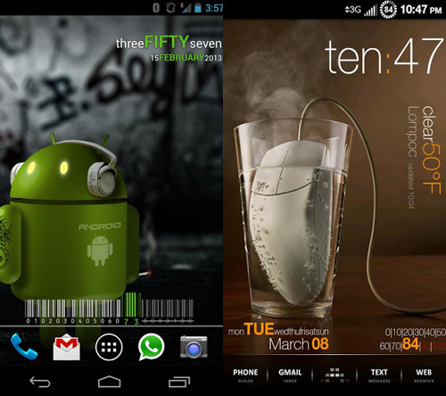 Best Top 5 Home-Screen Widgets for your Android Device_NewVijay