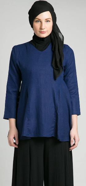 Contoh Baju Gaun Muslim Model Sekarang