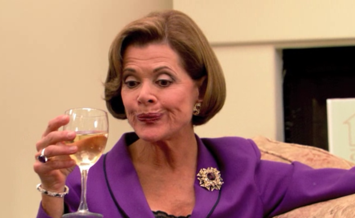 Winking | Arrested Development Wiki | Fandom powered by Wikia