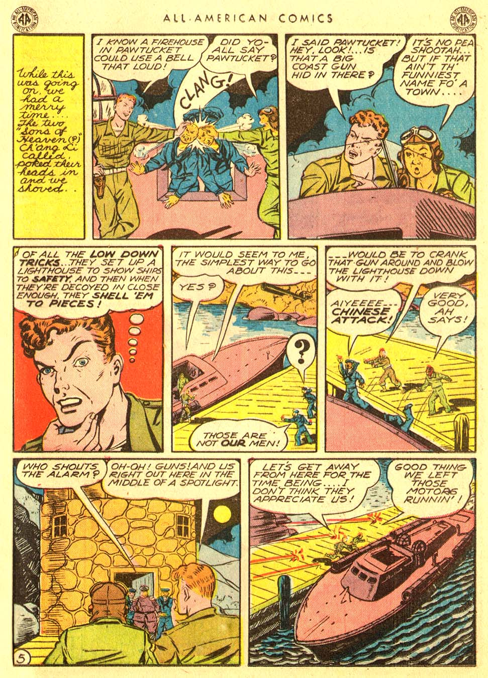 Read online All-American Comics (1939) comic -  Issue #65 - 36