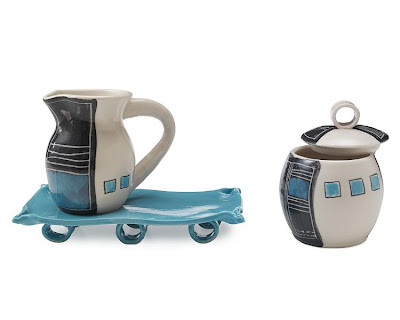 Creative and Cool Sugar and Creamer Sets (15) 8