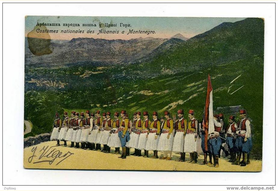 Aλβανοί τού Μαυροβουνίου