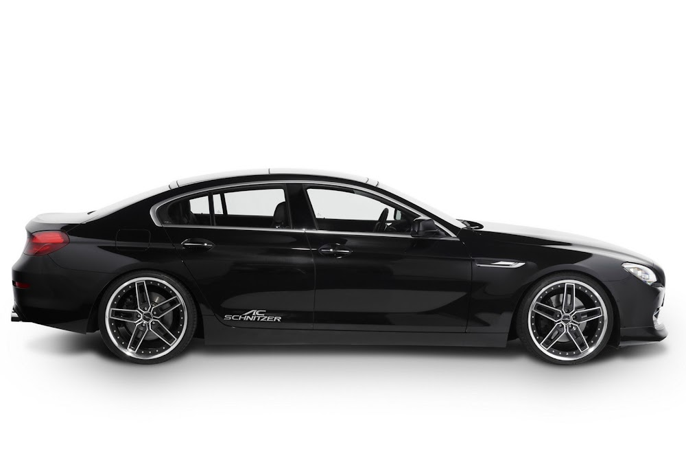 ac schnitzer tunes the bmw 6 series gran coupe motor trend. Black Bedroom Furniture Sets. Home Design Ideas