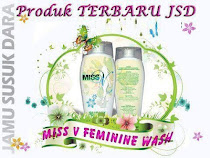 MISS V MEDICATED FEMININE WASH - RM 48/100ml