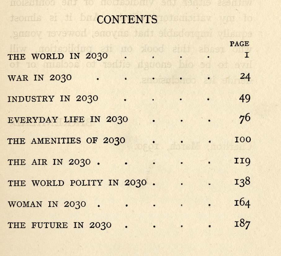 Edward McKnight Kauffer. The World in 2030 A.D. Doctor Ojiplático