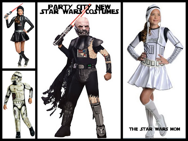 Star Wars Halloween Costumes 2013 - Party City