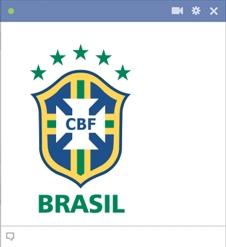 National Team Of Brasil Emoticon
