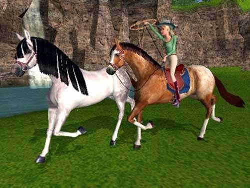 horse flying games free online for boys