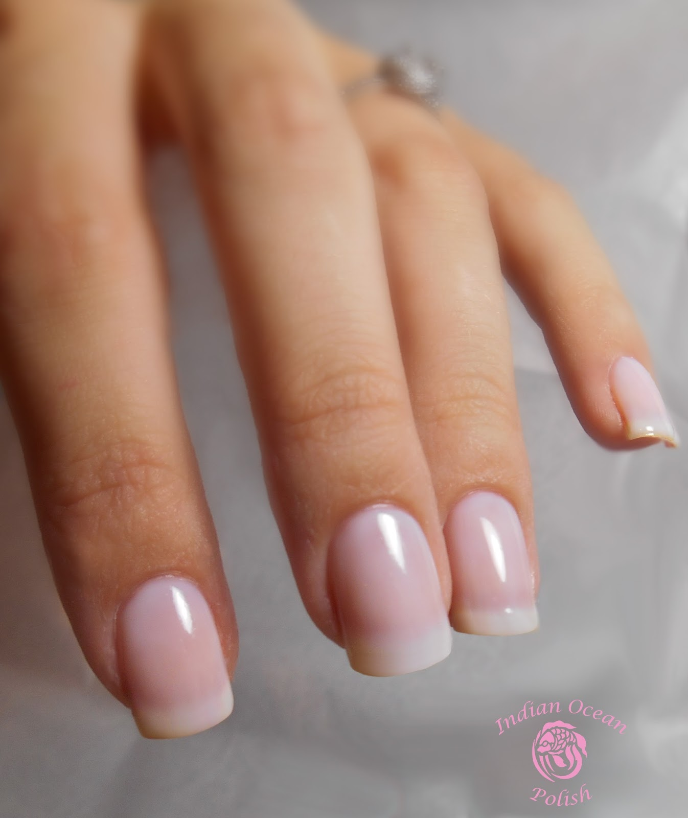Indian Ocean Polish: Bridal Nails Special!