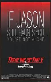 Official Poster for Friday the 13th Part VI