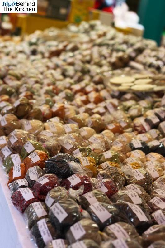 Naschmarkt - największy miejski targ w Wiedniu