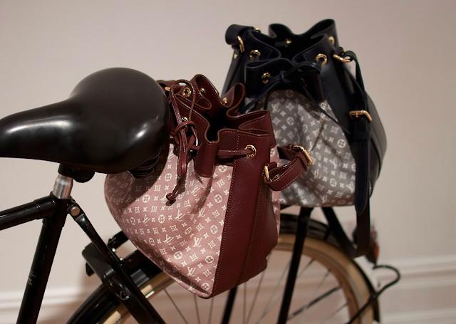 Мото сумка louis