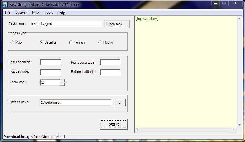 download offline google maps for pc windows 7