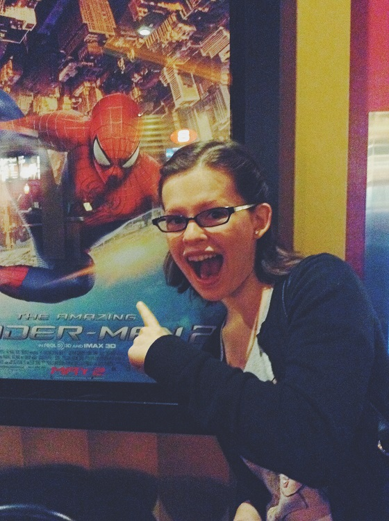 The Amazing Spider-Man 2 Review | Ribbons Down My Back