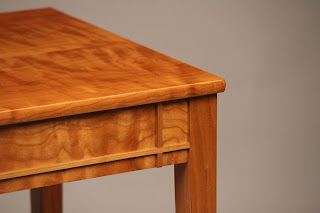 Fine Custom Shaker End Table Contemporary Modern