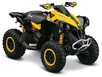 2013 Can-Am Renegade Xxc 1000 ATV pictures 1