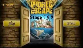 World Escape Level 7 8 9 Solution