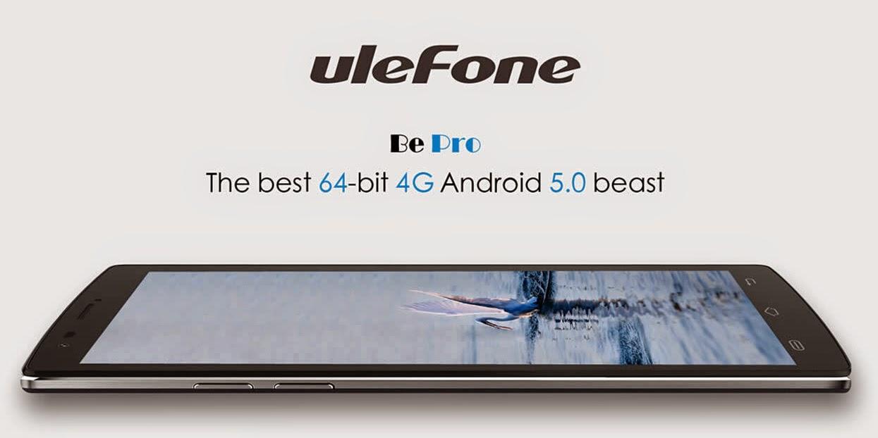 Ulefone Be Pro