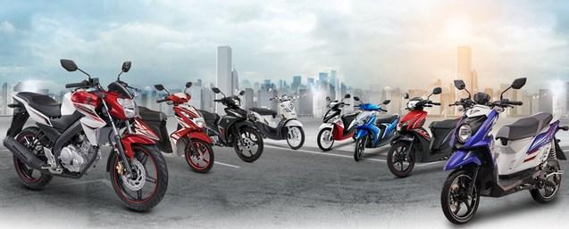 Harga Sepeda Motor Yamaha Terbaru 2015 (Semua Varian Motor Baru)
