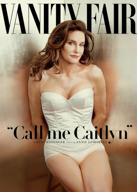 MEET CAITLYN JENNER on Vanity Fair cover