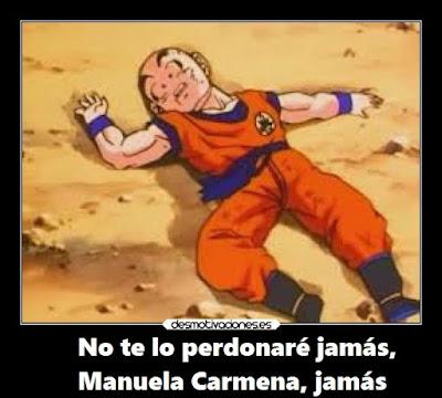 Memes No te lo perdonaré jamás Manuela Carmena