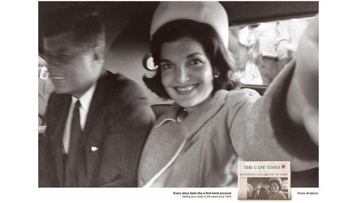 Sejarah Dibalik Tren Foto Selfie