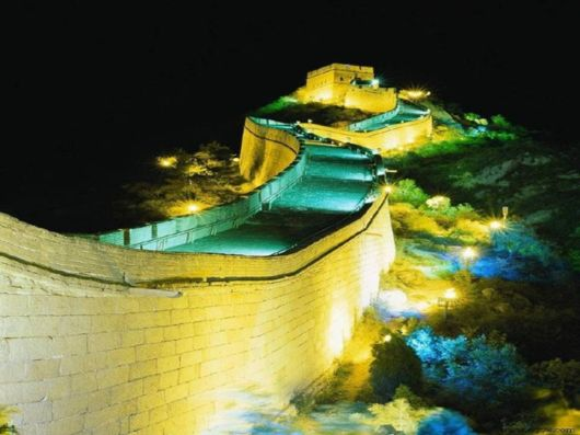 Many Means: The Legend of the Great Wall of China - China