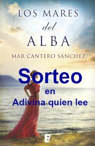 Sorteo de Los mares del alba de Mar Cantero