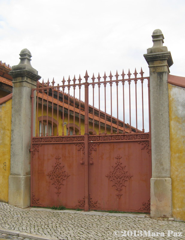 Gate in Silves