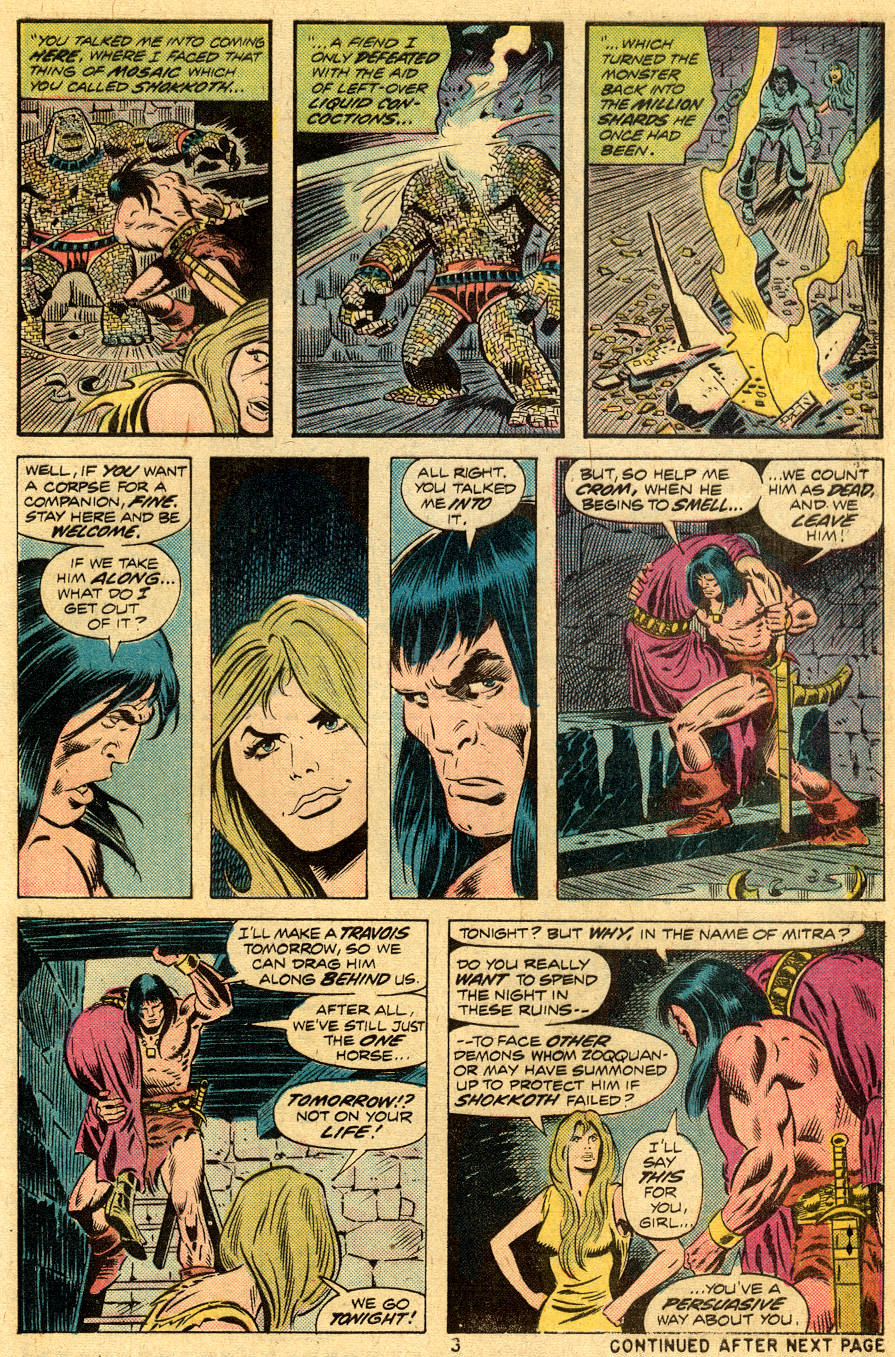 Conan the Barbarian (1970) Issue #47 #59 - English 4