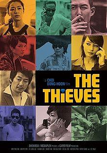 Băng Cướp Thế Kỷ - The Thieves