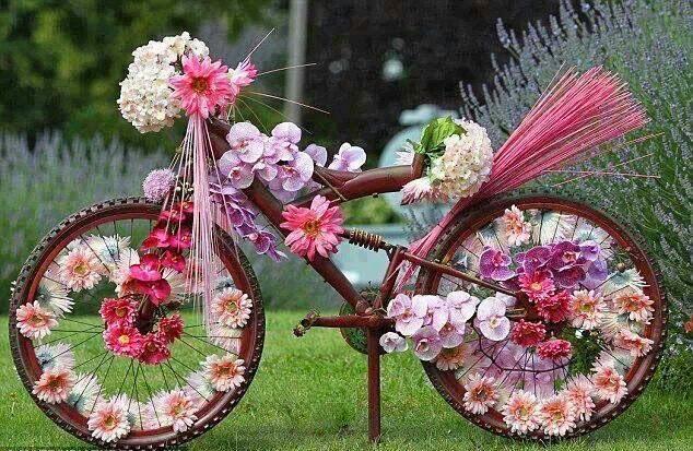 Taman Basikal Kitar Semula - Floria Relaks Minda
