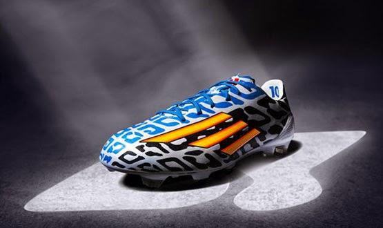 botas de fútbol adidas F50 adizero Messi Battle Pack