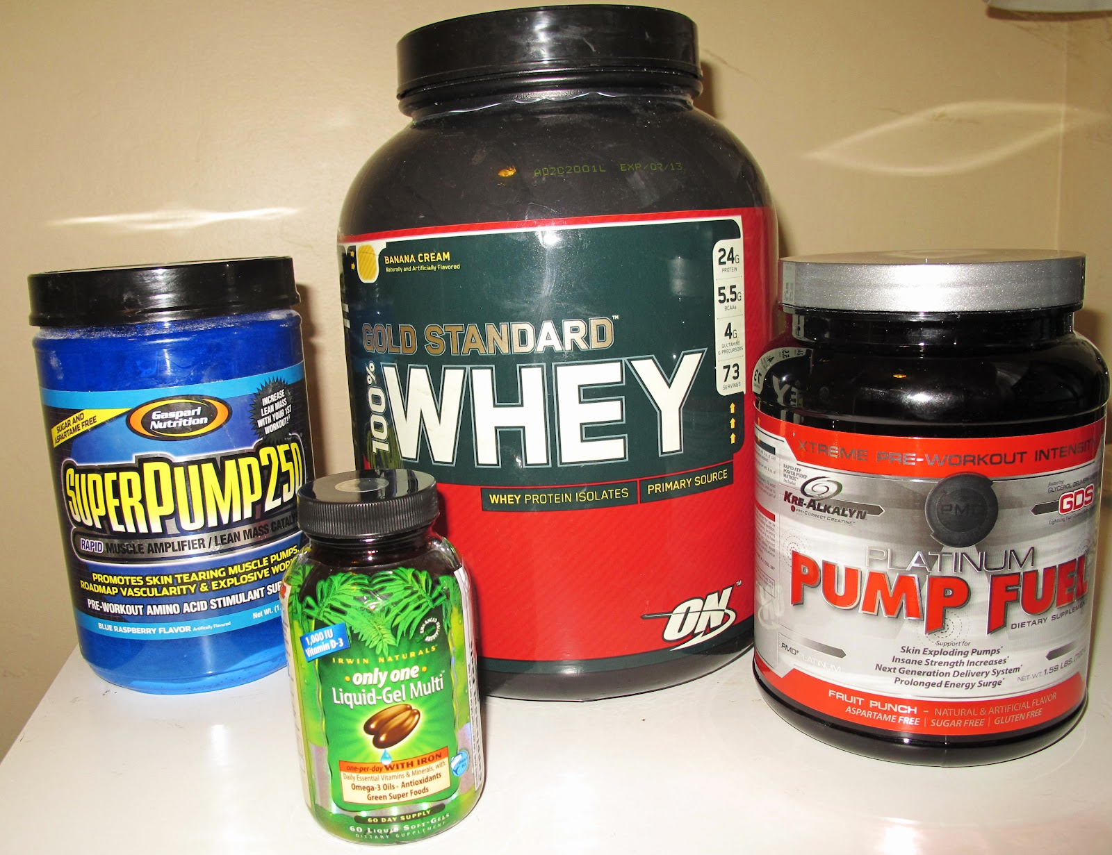 Pre Workout Quotes Pre-workout Supplements Etc