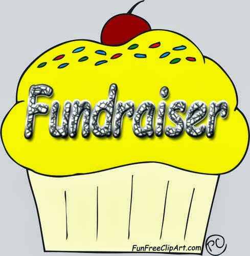 Bake Sale Sign Clip Art Cupcake Fundraiser Bake Sale Fun