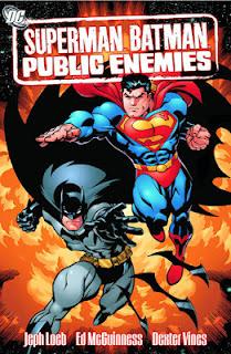 Siêu Nhân Và Người Dơi - Superman And Batman: Public Enemies