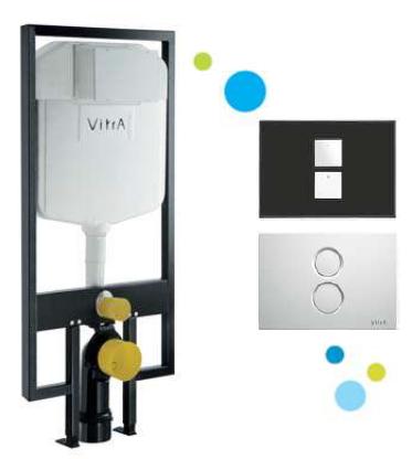 Инсталляции VitrA