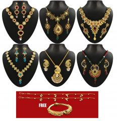 Jewellery set at lowest price