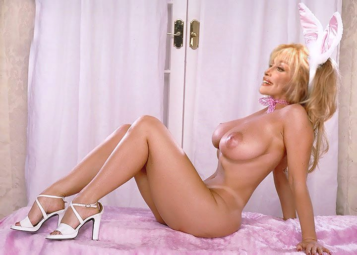 dolly parton naked in playboy