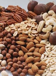Consumí semillas y frutas secas, fuente de Omega 3 y antioxidantes, bajan el Colesterol.