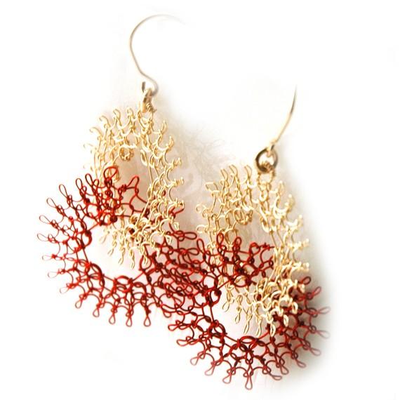 Wire Knit Jewelry By Yoola The Beading Gem S Journal